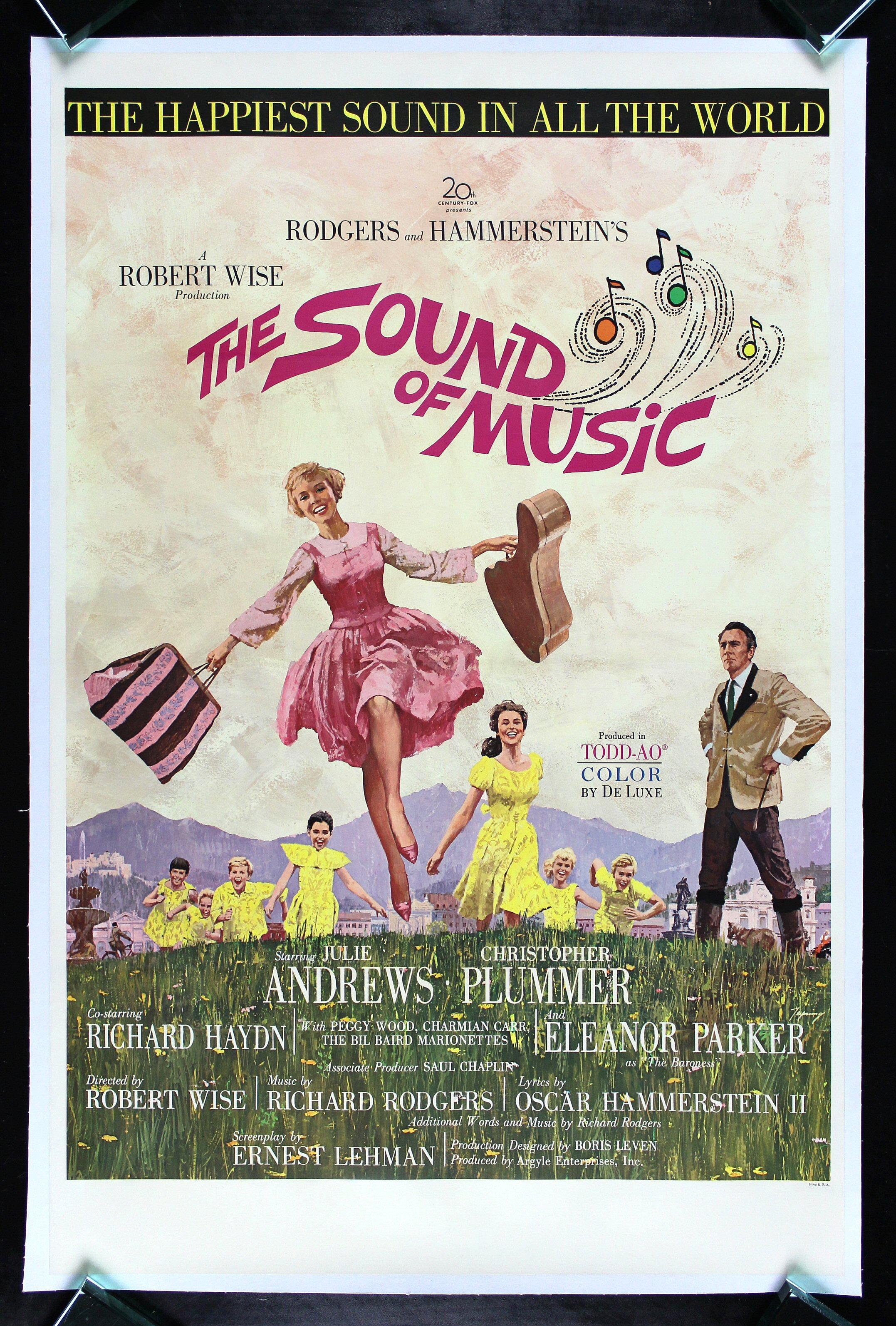 the sound of music cinemasterpieces 1965 vintage