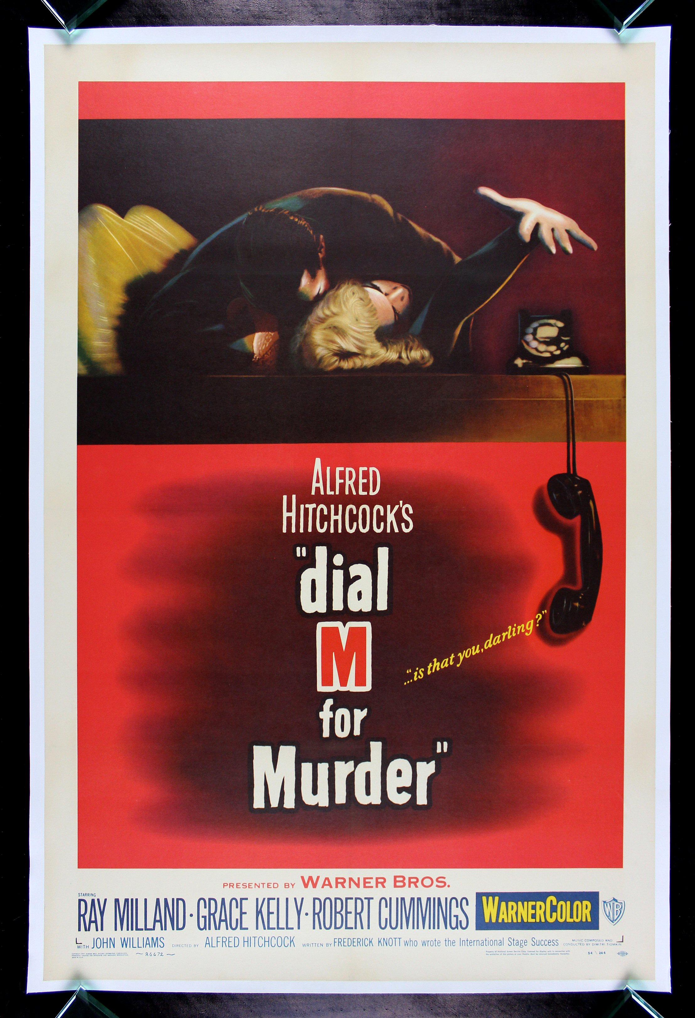 Кадры из фильма смотреть онлайн в случае убийства набирайте м онлайн