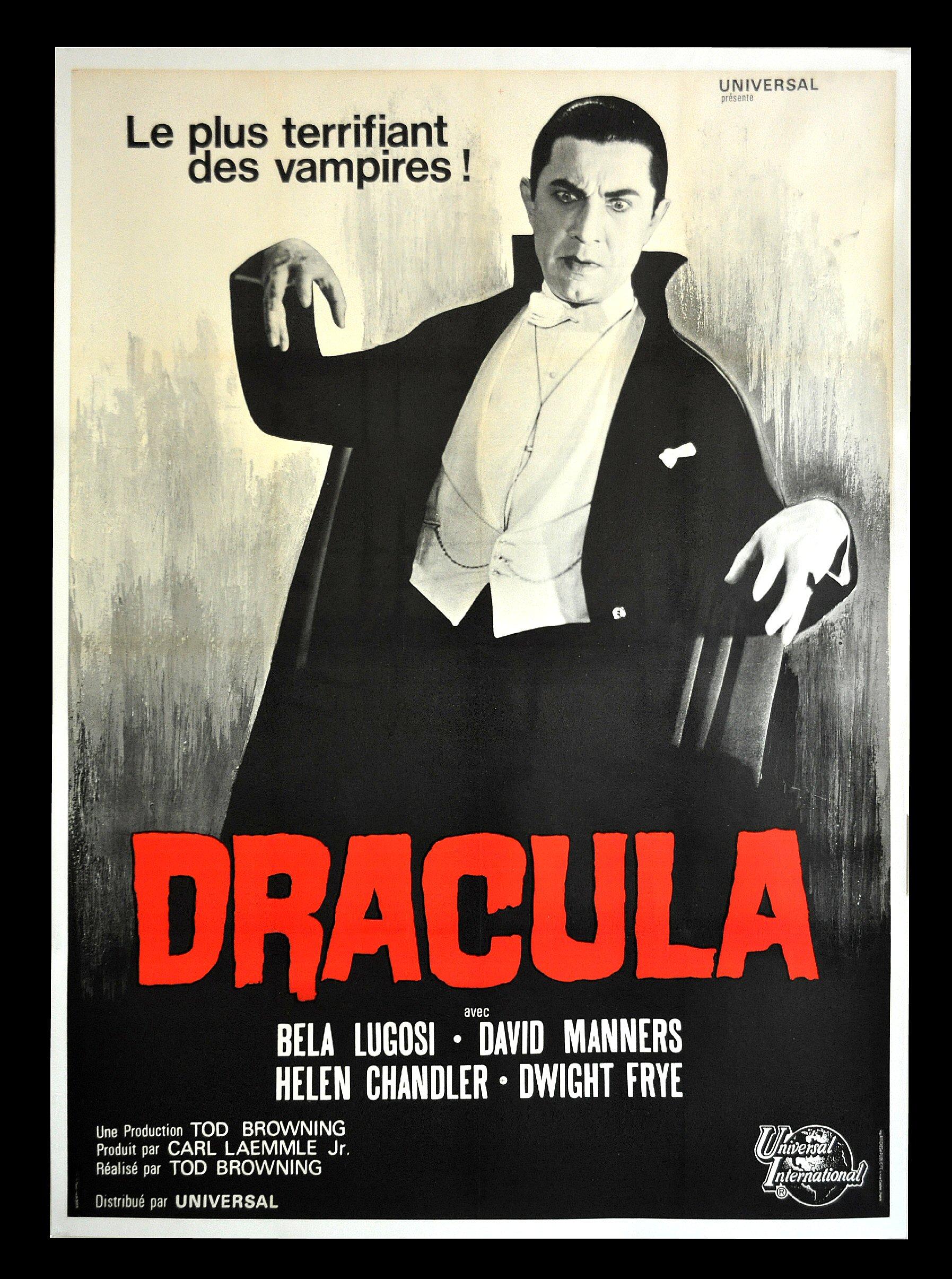Les plus belles affiches de cinéma - Page 3 Dracnov12