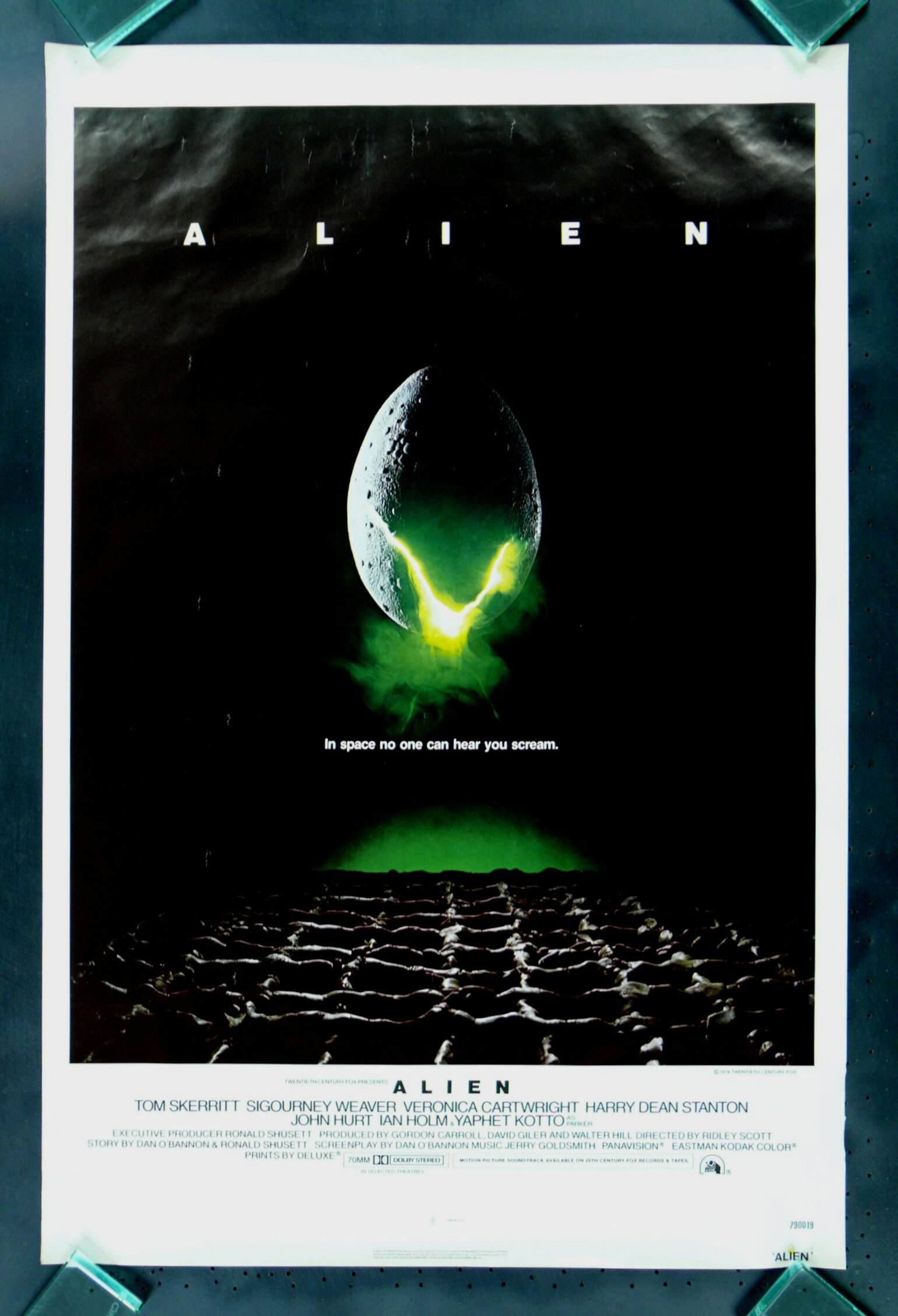 alien movie poster original - photo #31