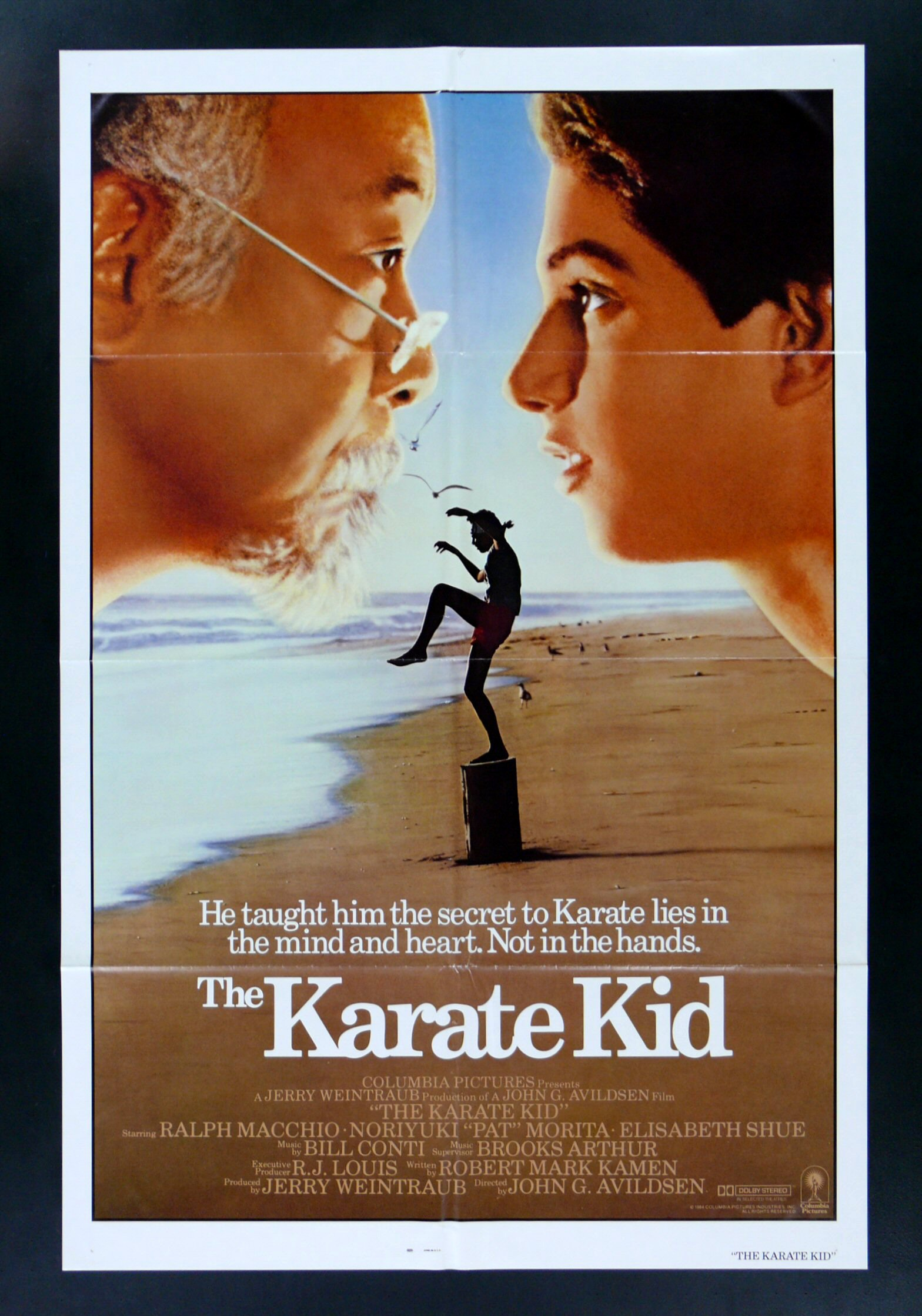 Jaquette/Covers Karaté Kid ( Karate kid )