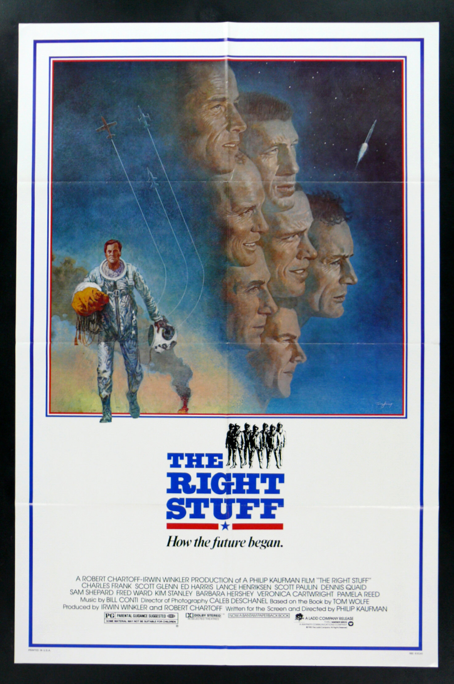 the right stuff cinemasterpieces original space movie