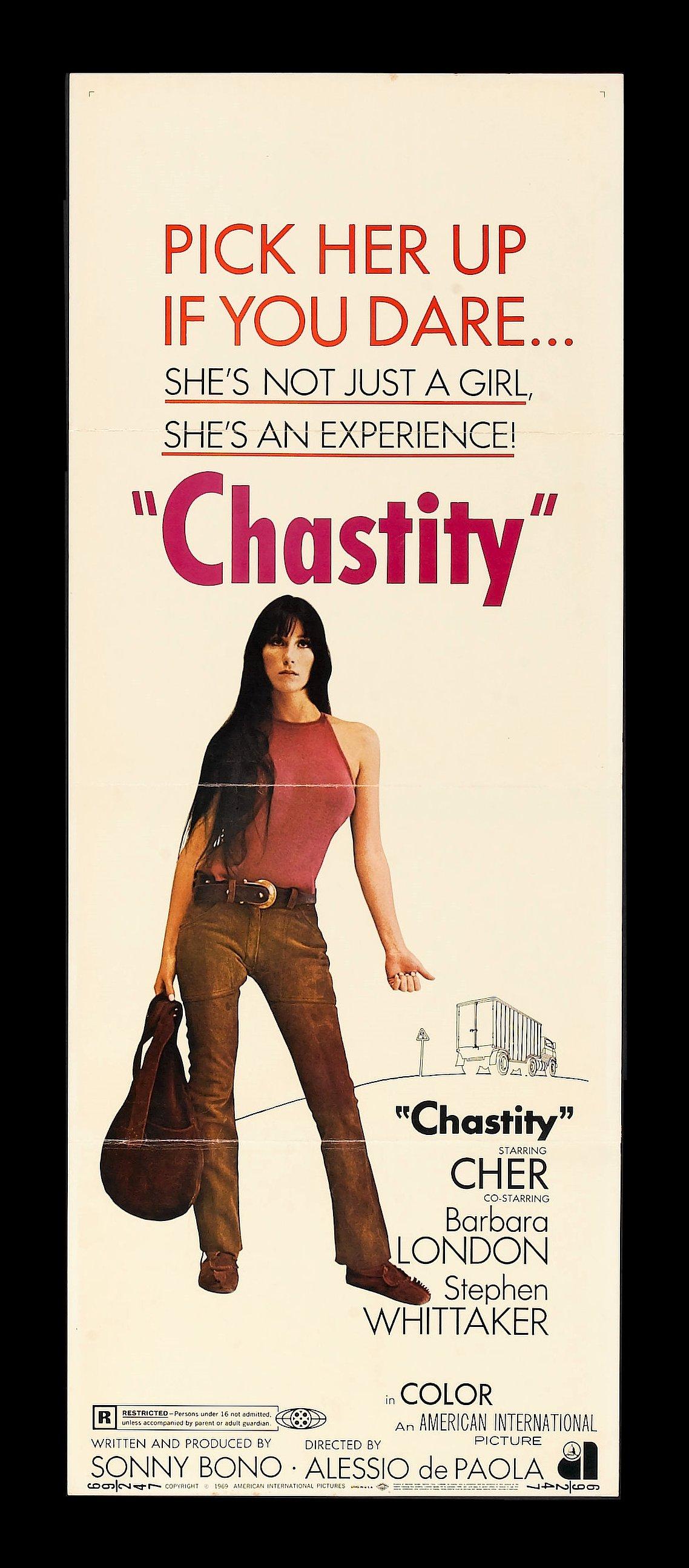 Скачать с торрента фильм chastity 1969