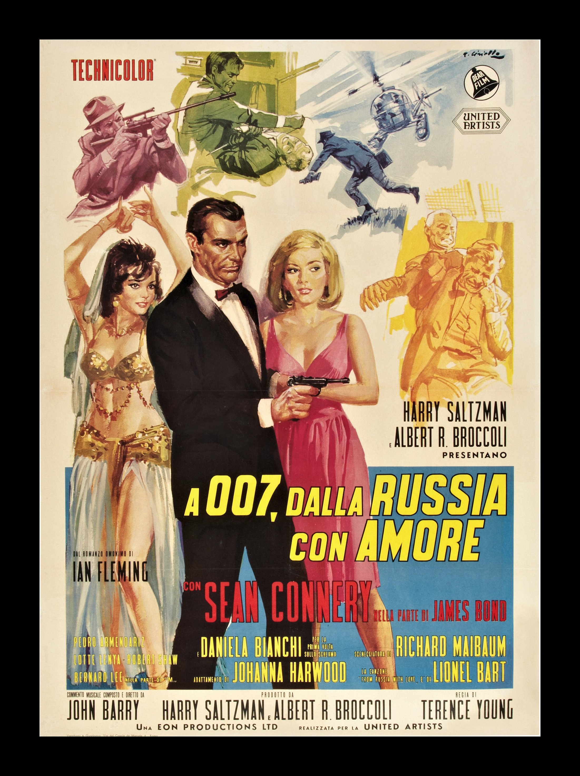 from russia with love cinemasterpieces original james bond