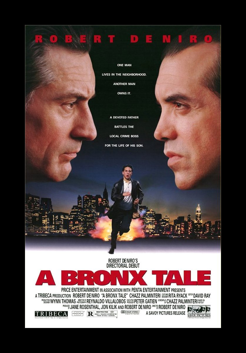 bronx tale like success