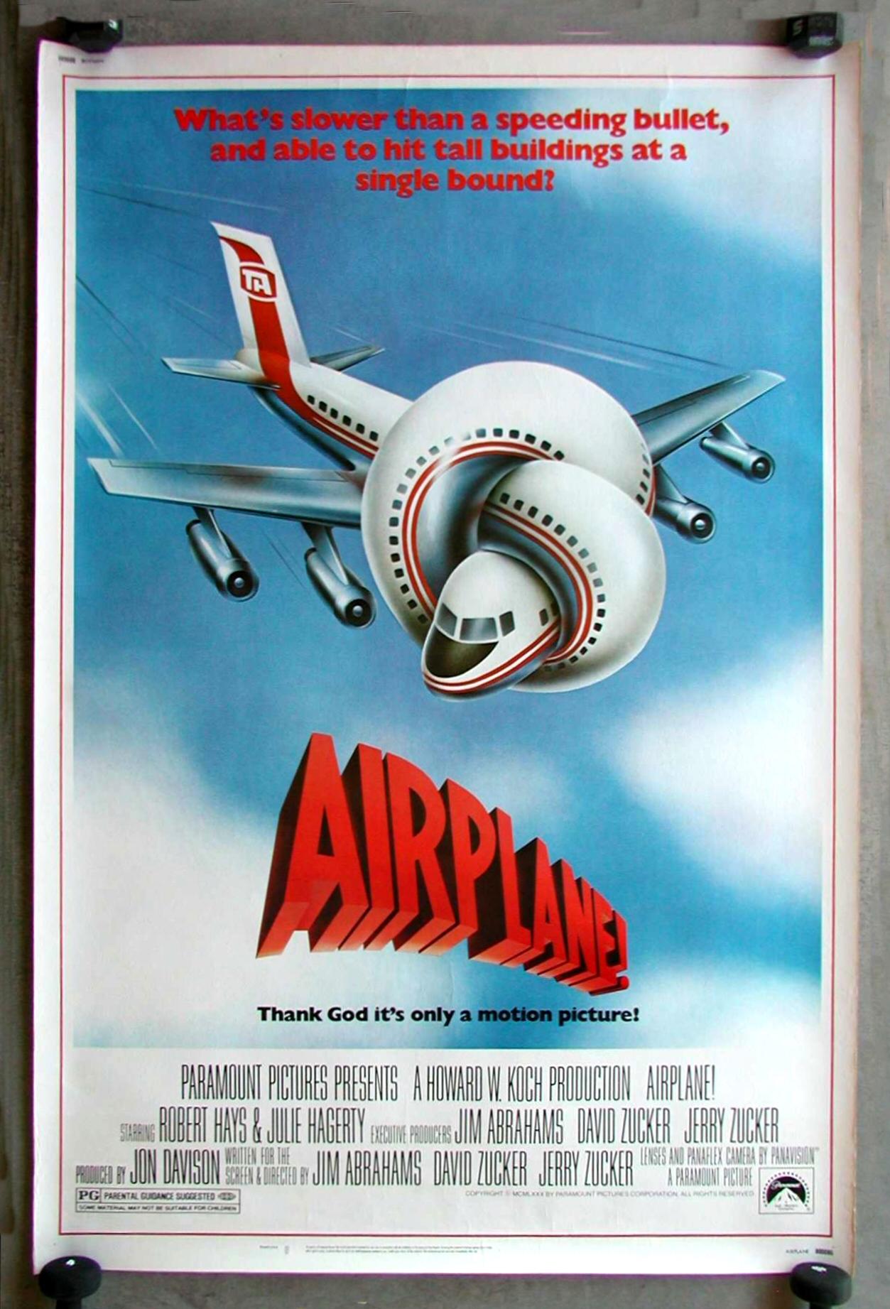 1980s Movies Airplane Movie Pics 1980