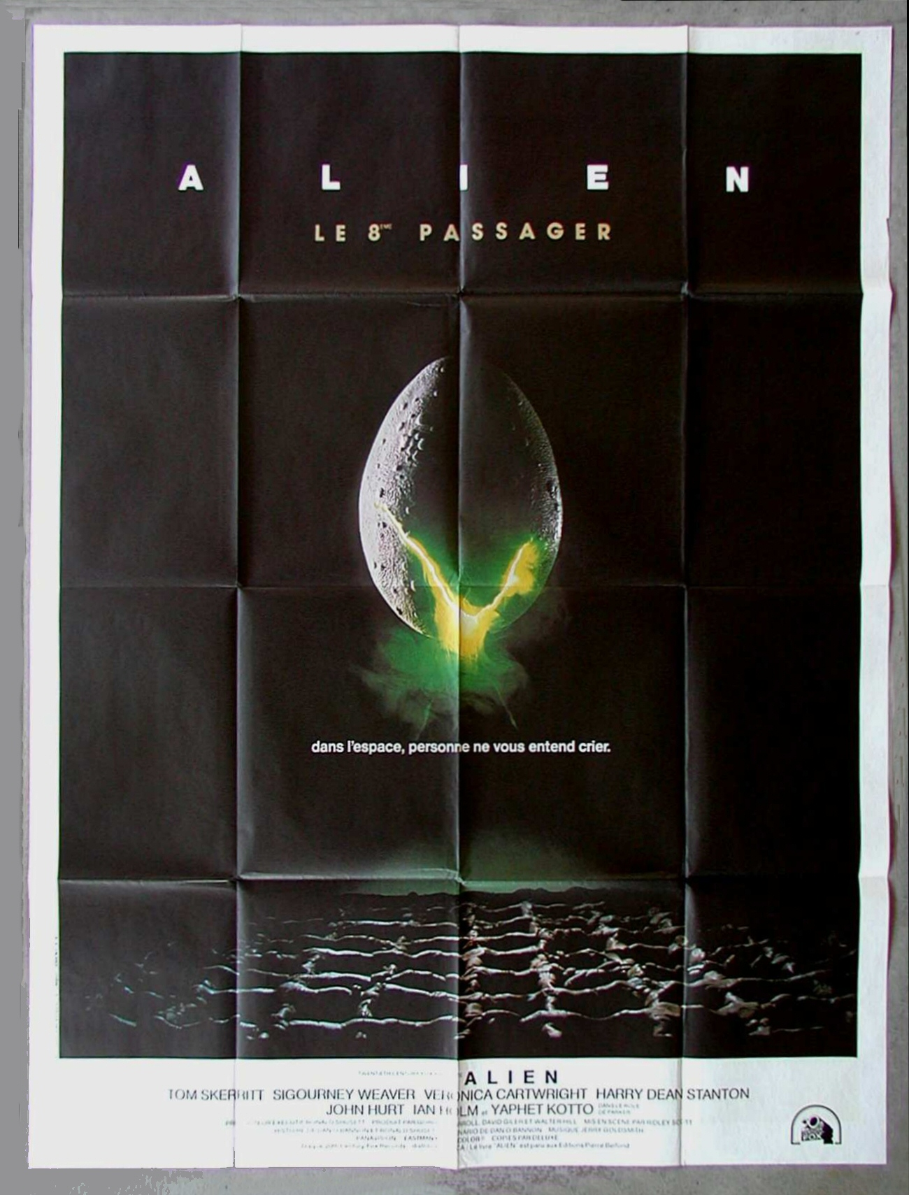 alien movie poster original - photo #28