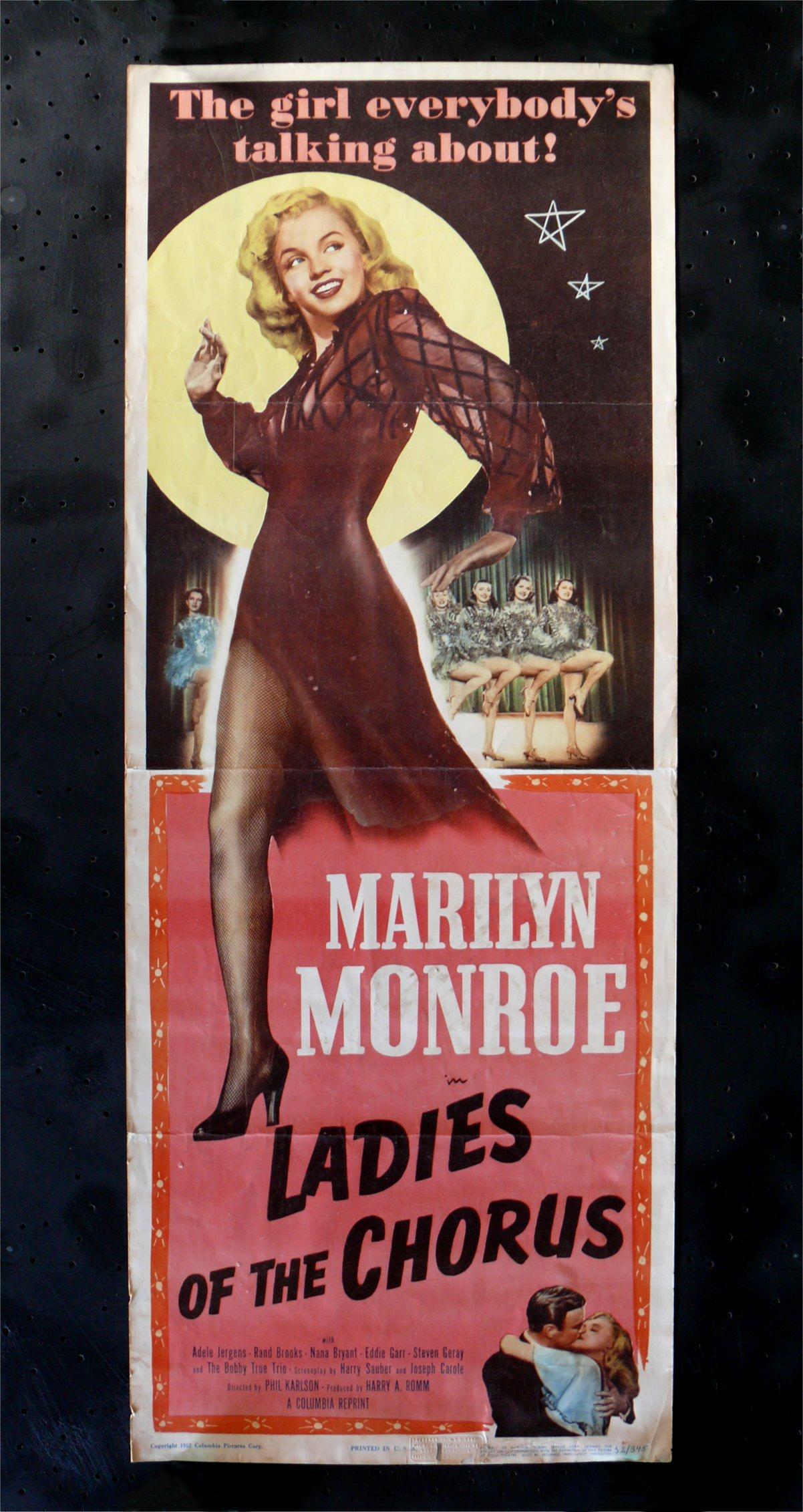 Ladies of the Chorus movie