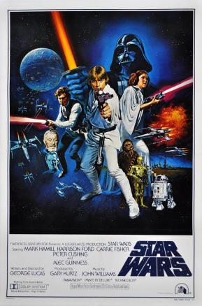 star wars posters | cinemasterpieces | star wars movie posters
