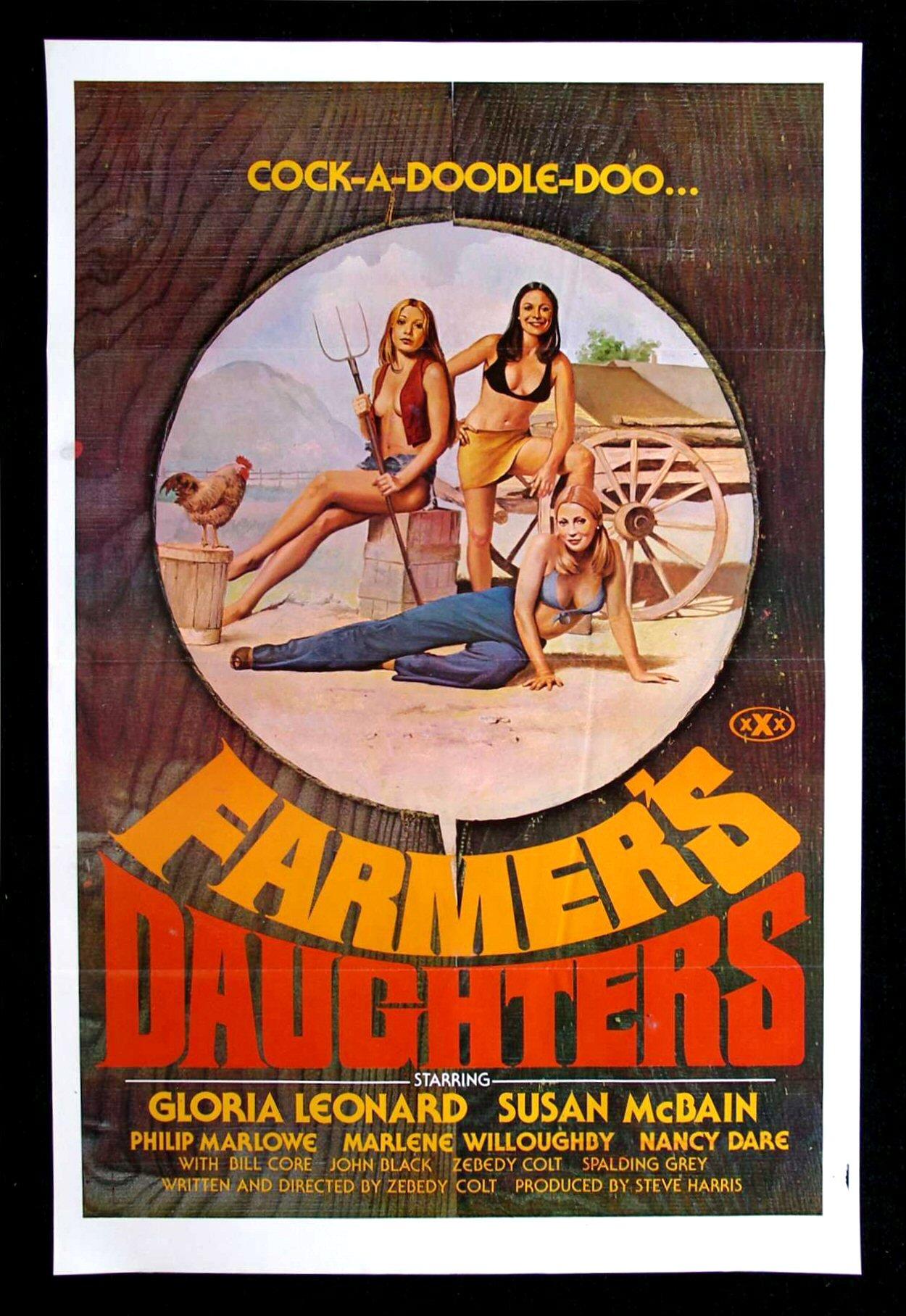 Понимал, что порно фильм дочери фермера припарковала