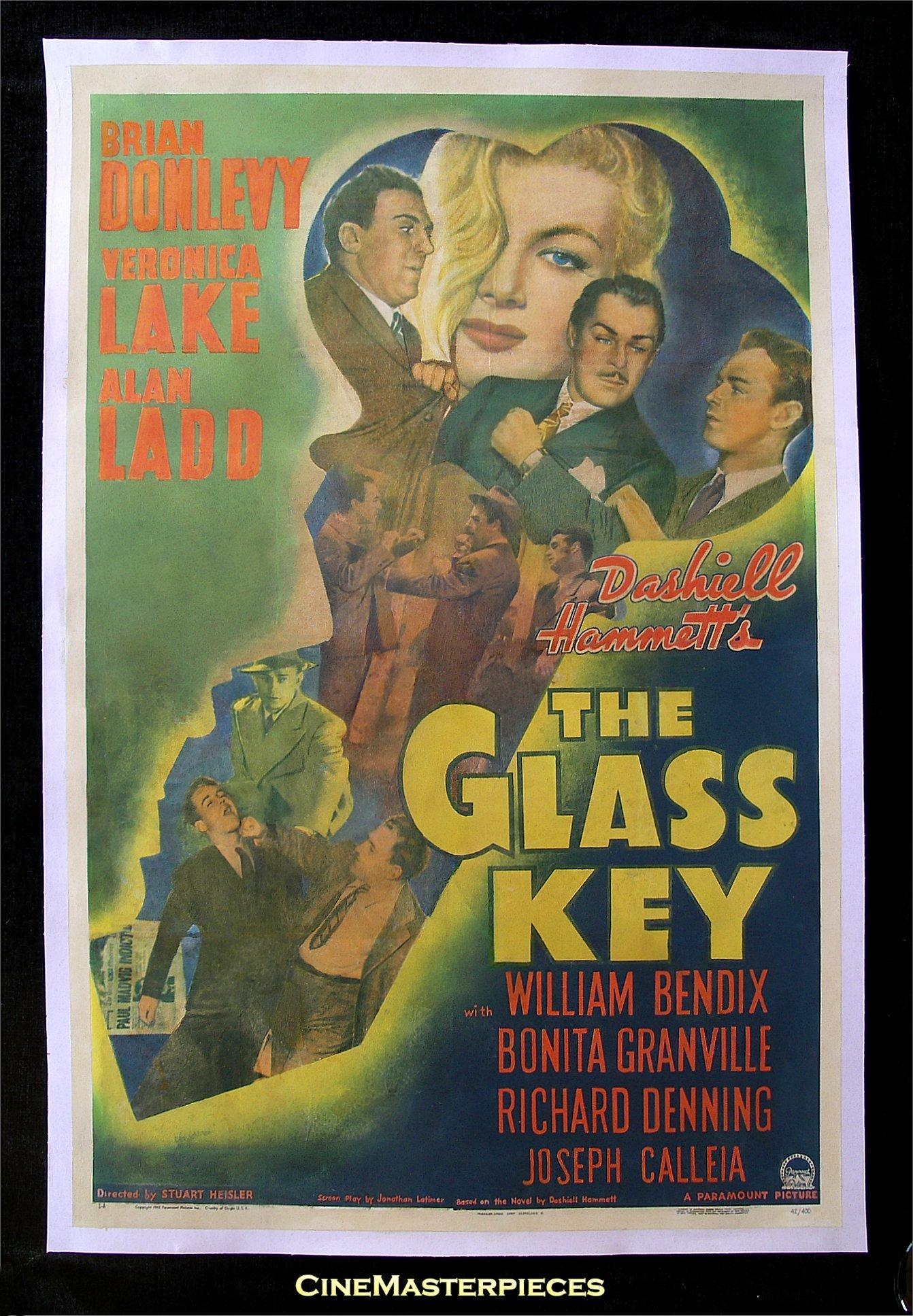 Stuart Heisler   The Glass Key (1942) preview 1