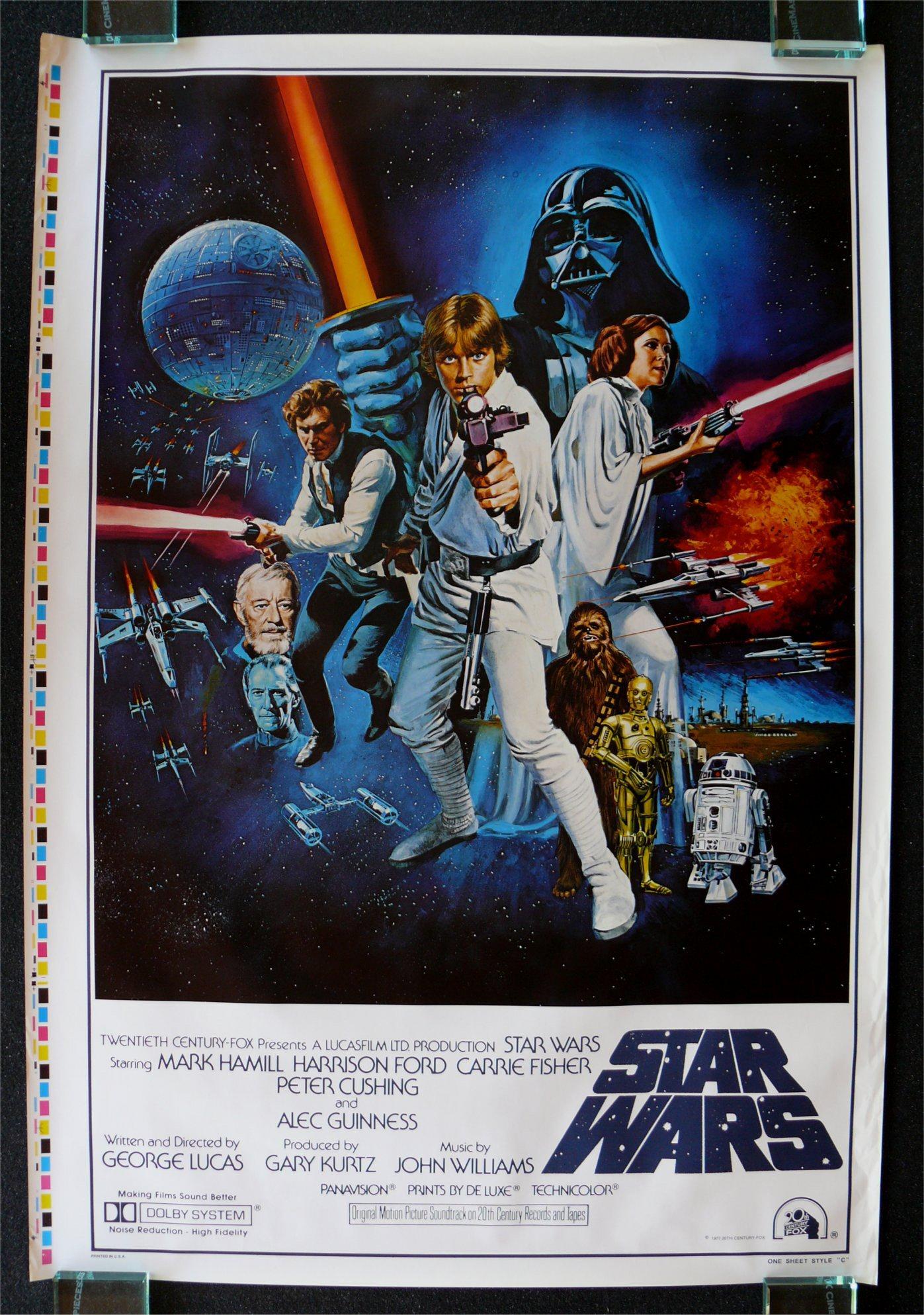 Buenisimos posters de star wars grandes taringa for Poster de pared grandes