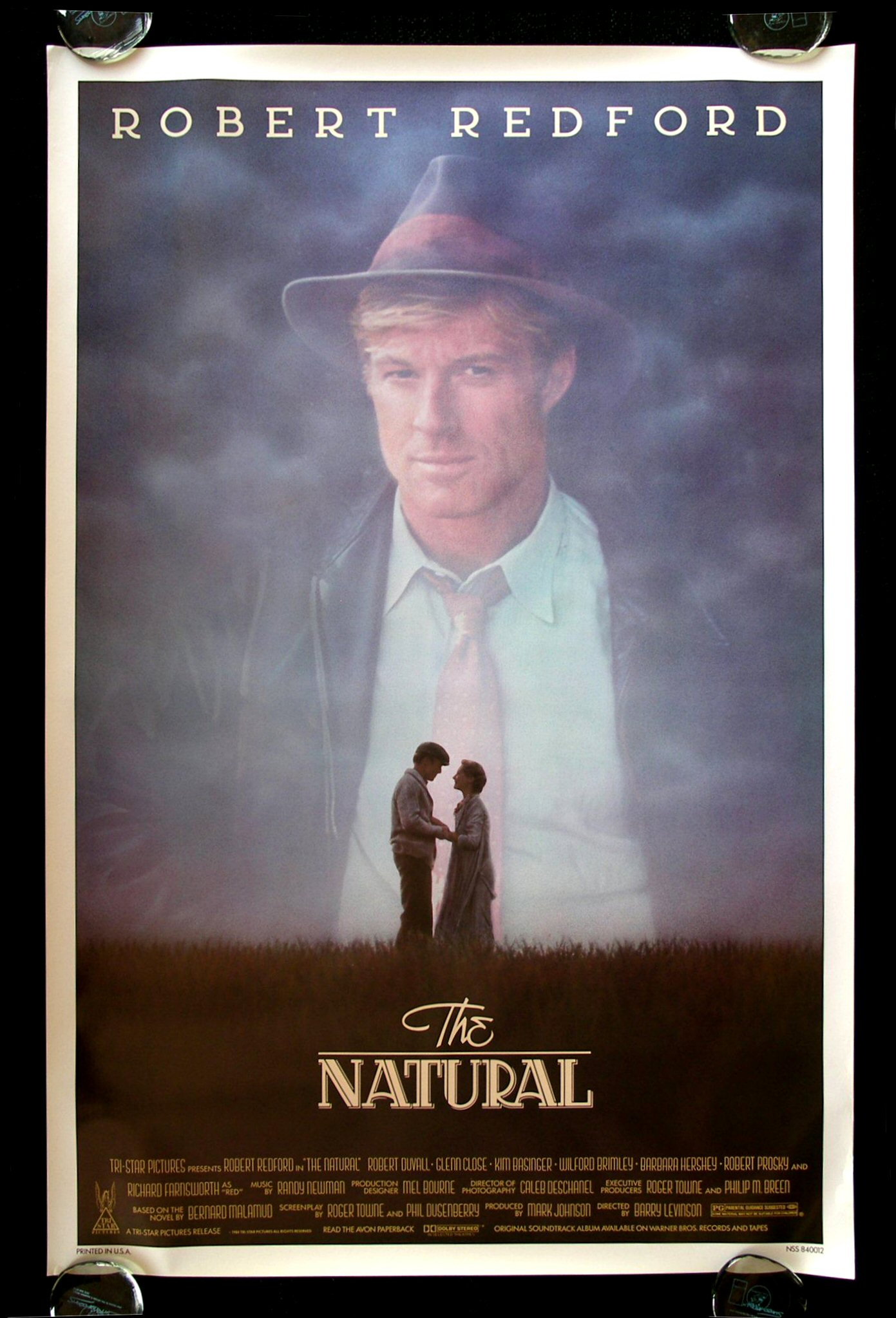 the natural The natural movie clips:   buy the movie:   2ddosxt watch on crackle:  .