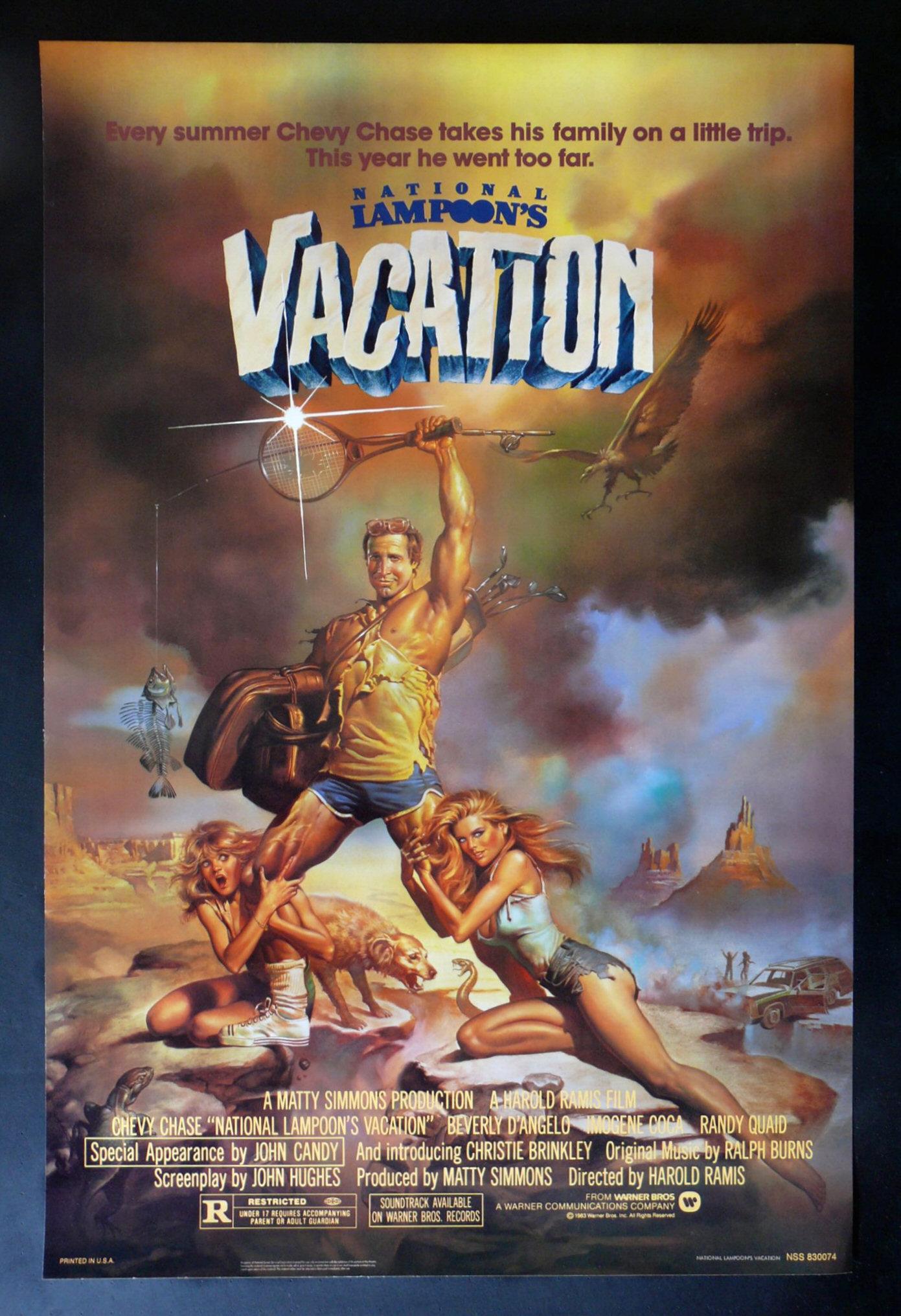 Vacation : Bande-annonce Avec Chris Hemsworth Et Chevy