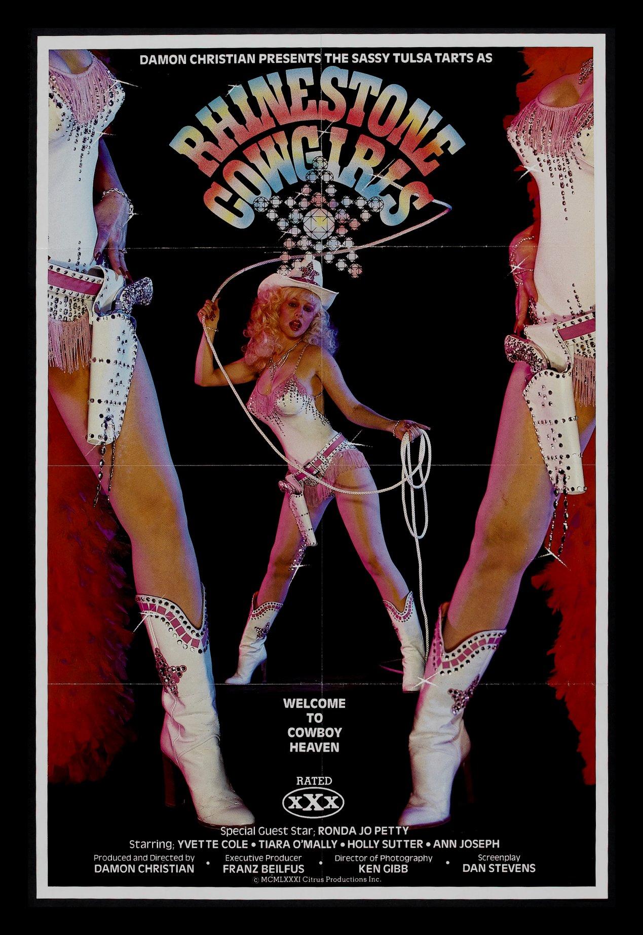 Cowgirls / Rhinestone Cowgirls 1981 скачать / смотреть онлайн.
