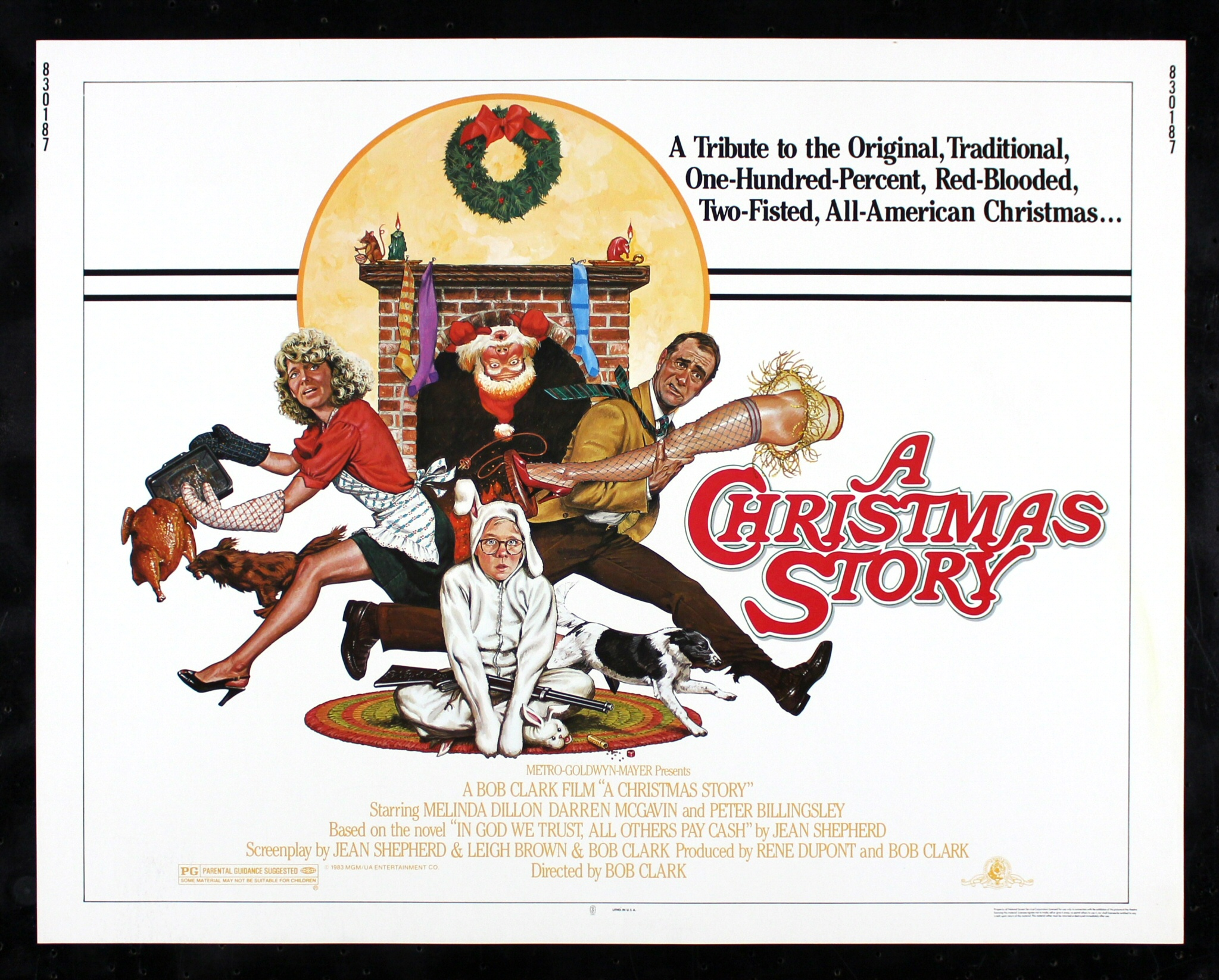 Please click on image for a  A Christmas Story Poster