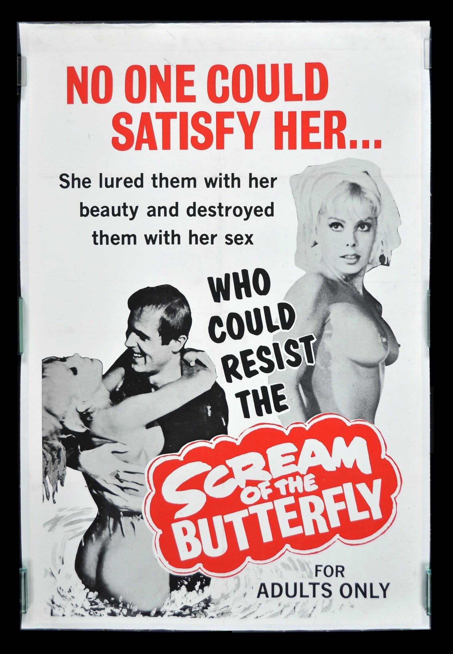 adult film poster