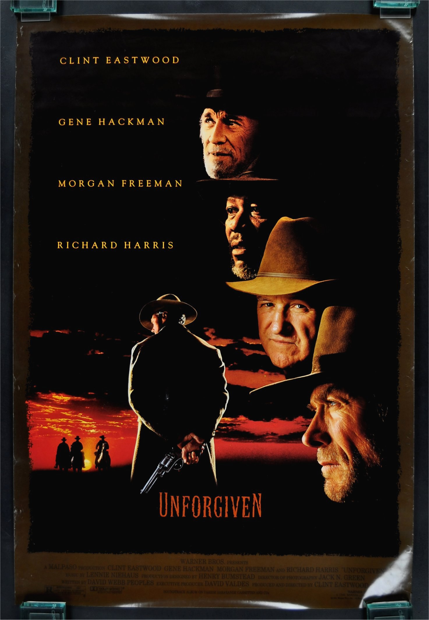the unforgiven by clint eastwood Mechanisms of violence in clint eastwood's unforgiven and mystic river allen  redmon assistant professor in the english department at east.