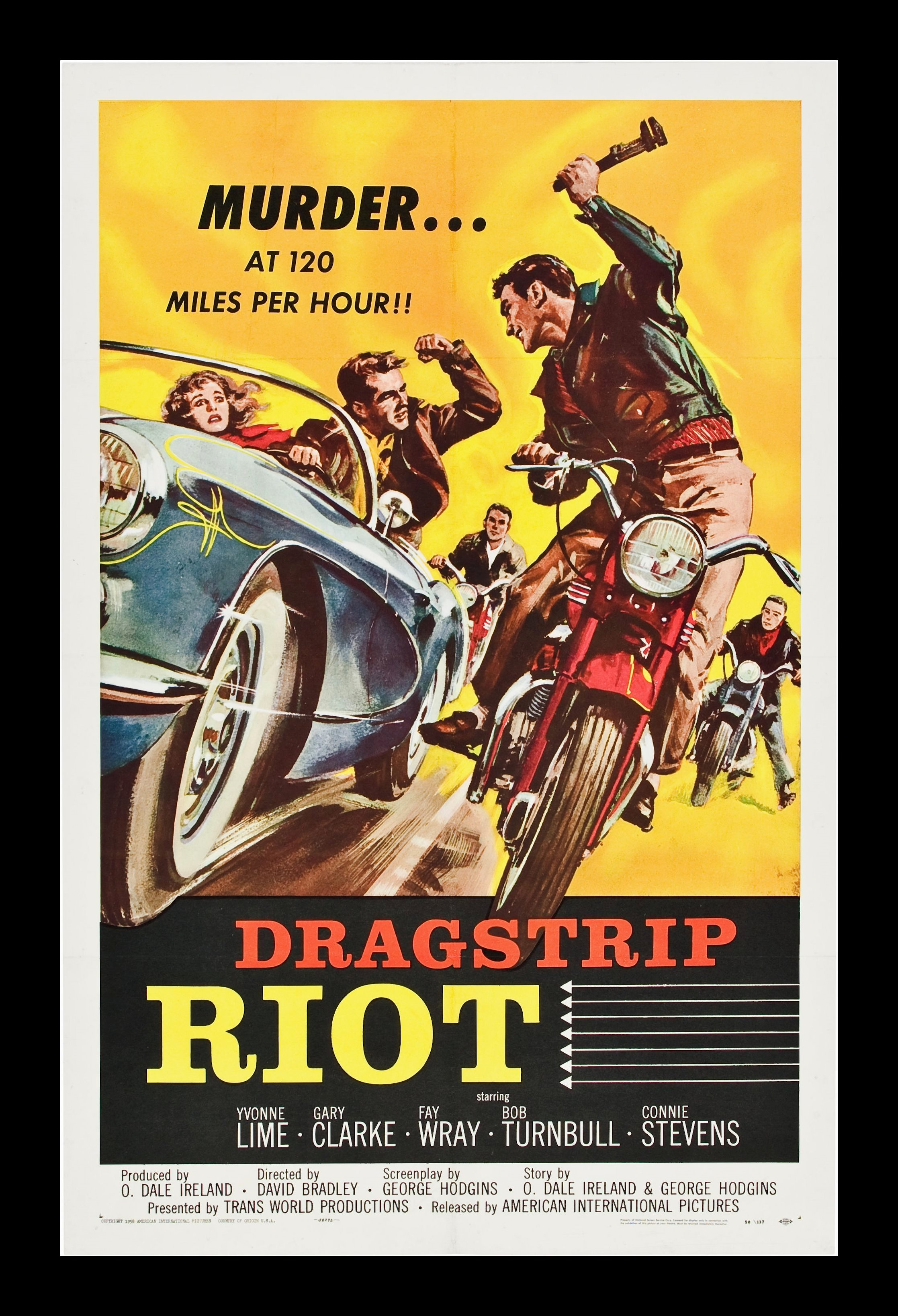 riot letters on antique poster stock photos image 35329363 dragstrip riot cinemasterpieces 1sh poster 1958 124
