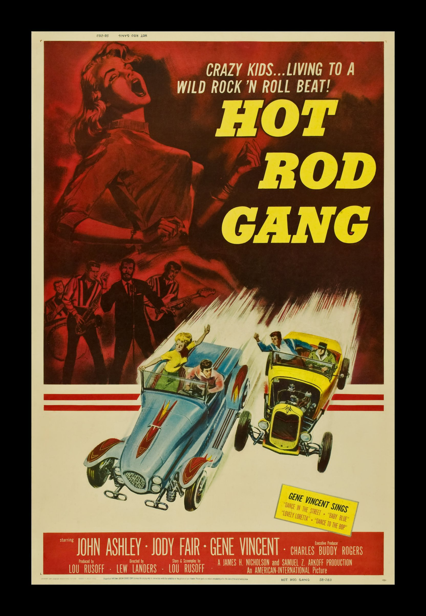Car Hot Rod Racing Auto Movie Posters Garage Decor Motorcycle Biker ...