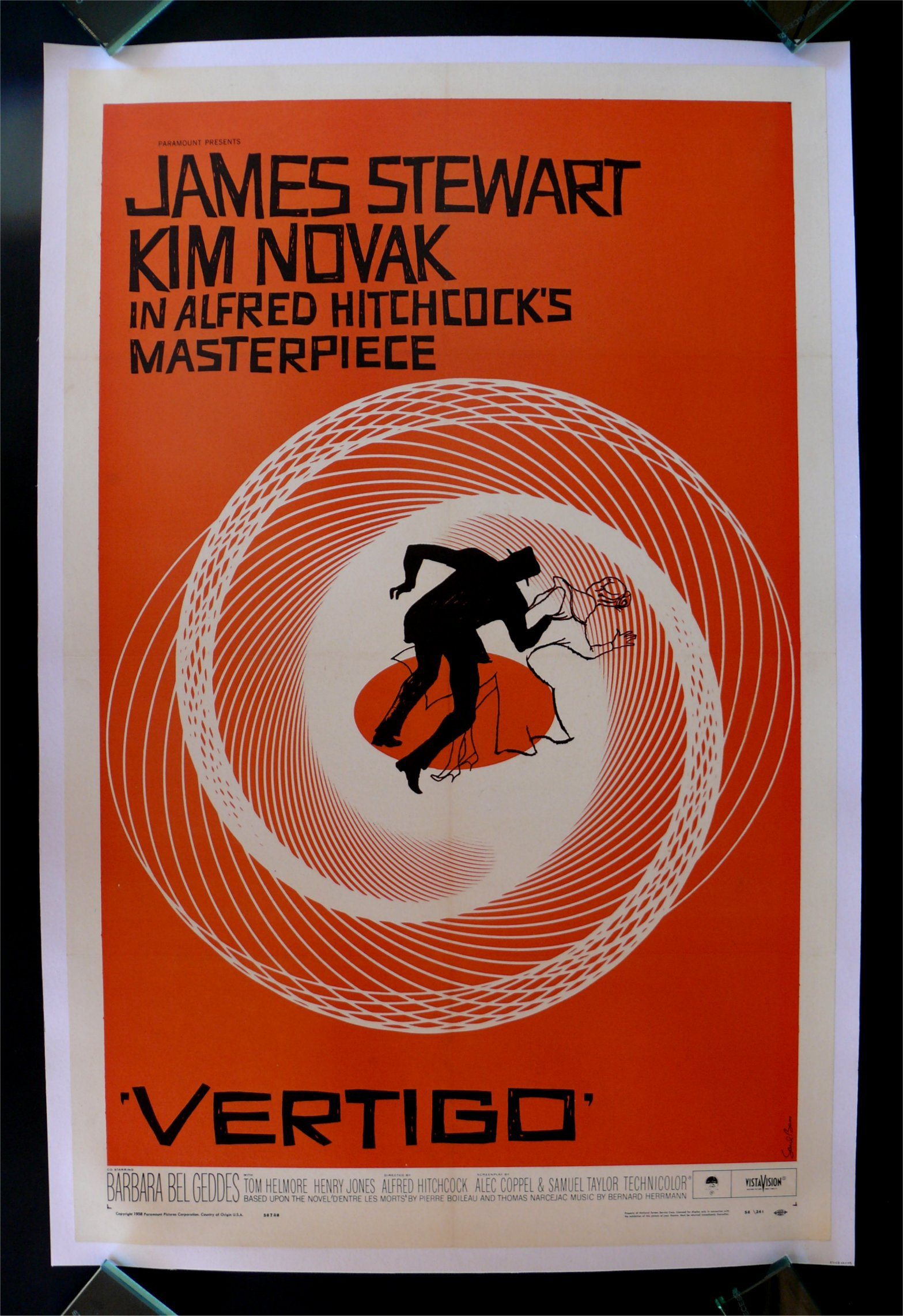 vertigo viva las vegas movie posters cinemasterpieces