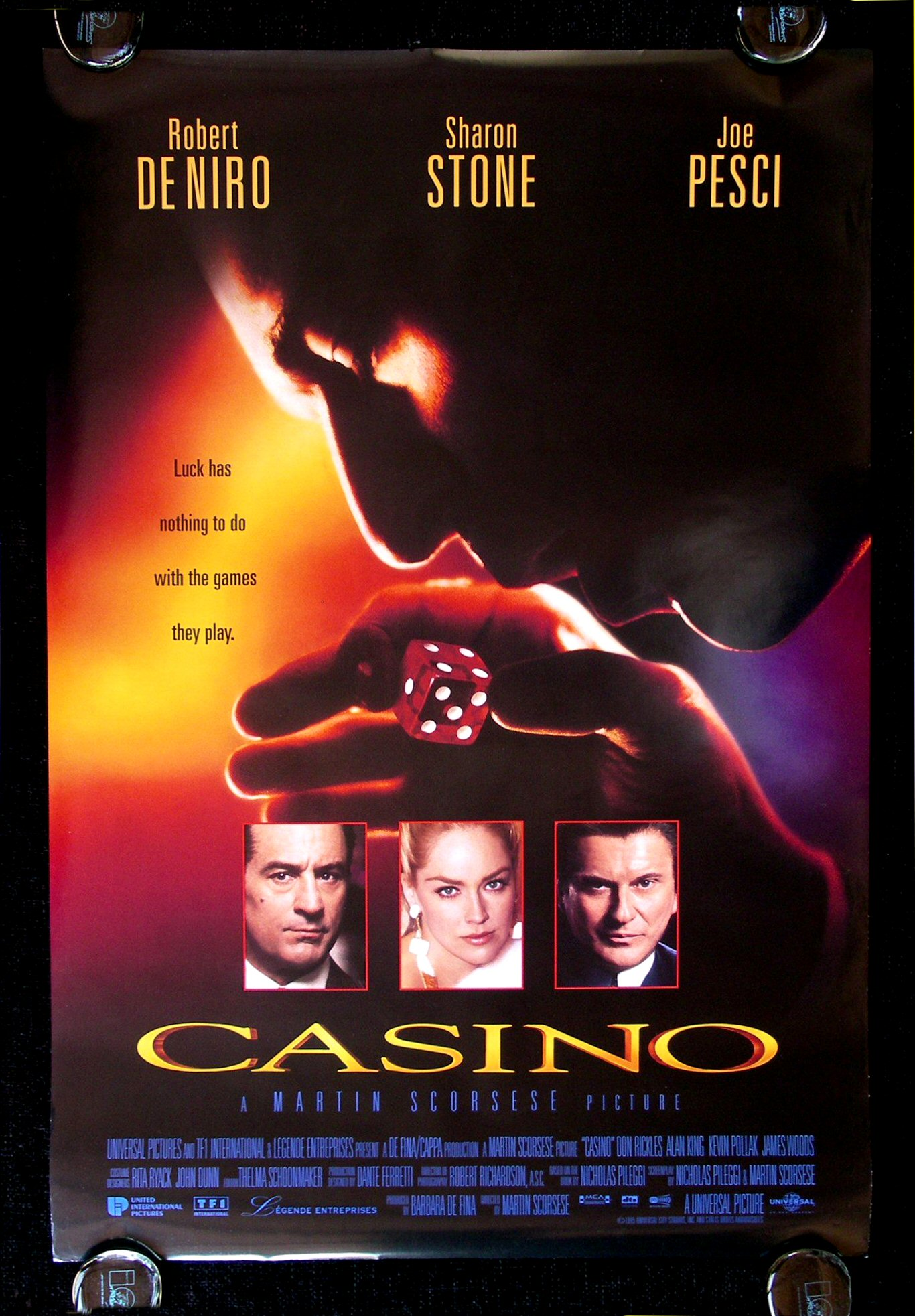 Casino the film posters rio casino and las vegas