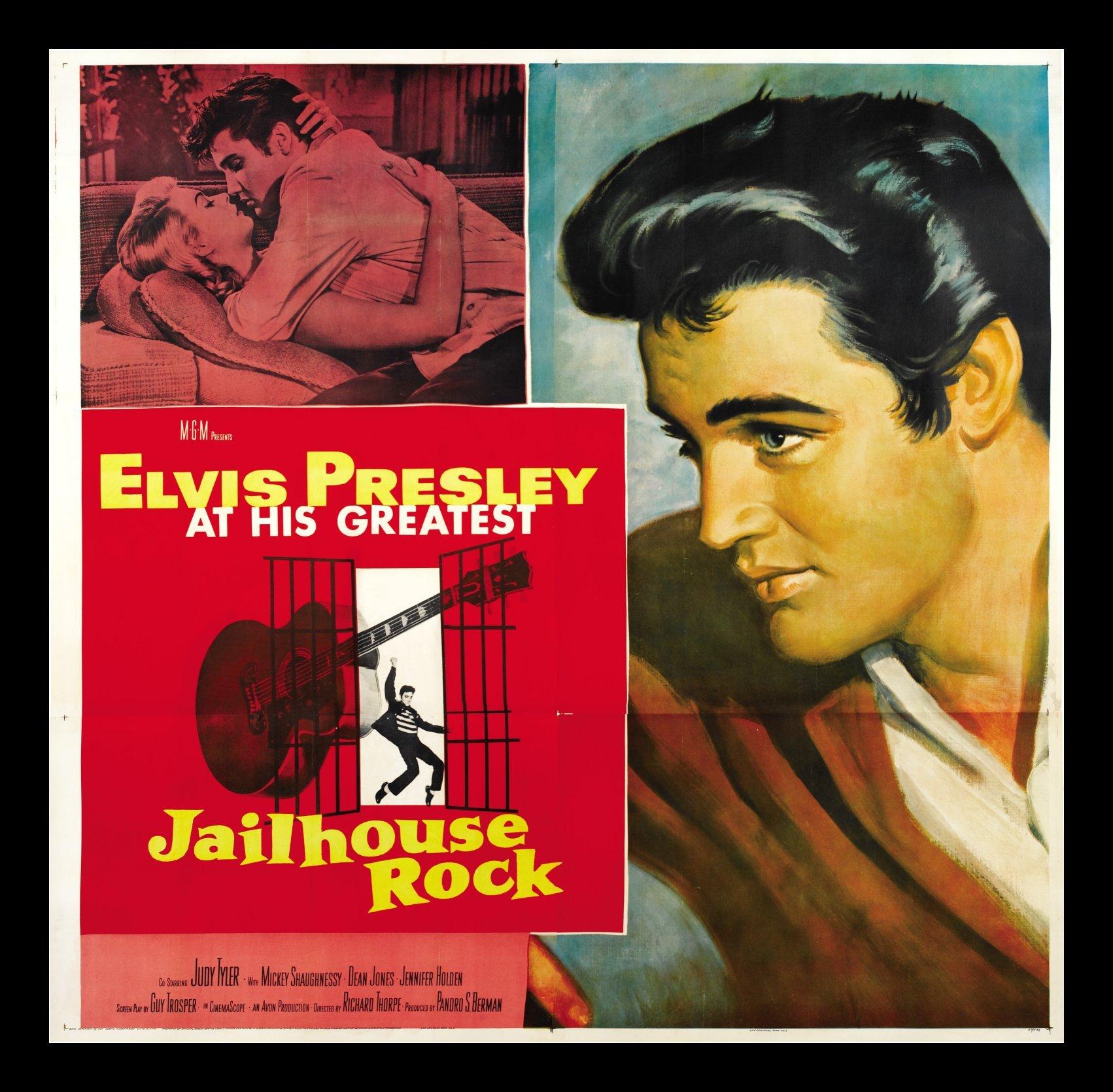 Original Elvis Presley Posters